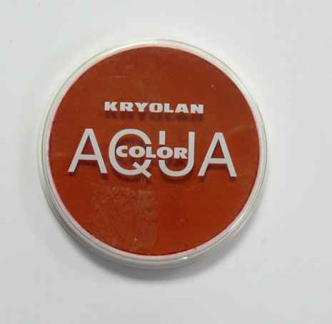 Aquacolor makeup Red 080