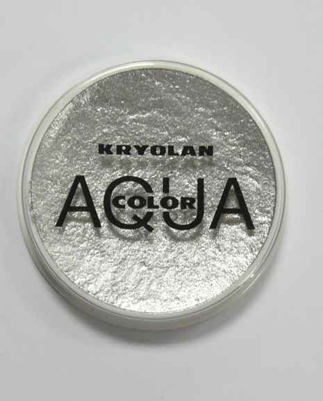 Aquacolor makeup Silver SI