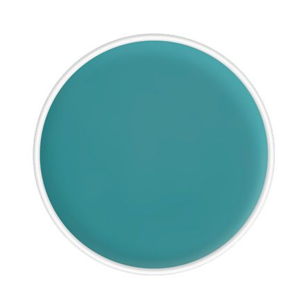 Aquacolor makeup Turquoise TK2