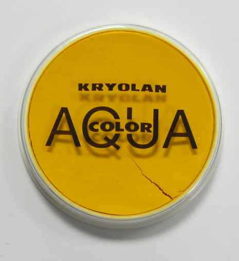 Aquacolor makeup Yellow 509