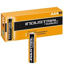 Duracell Procell AAA battery (boxes of 10)