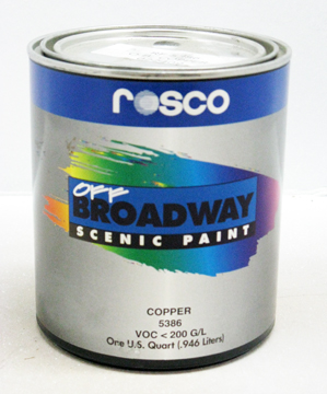 Rosco Off Broadway RAW UMBER