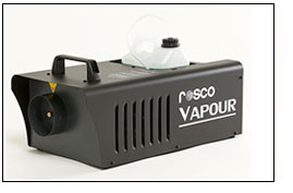The Rosco  Vapour Series  Smoke Machine
